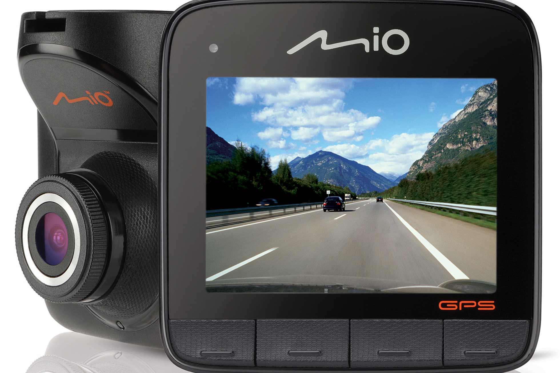 MiVue 538 Touch dash cam