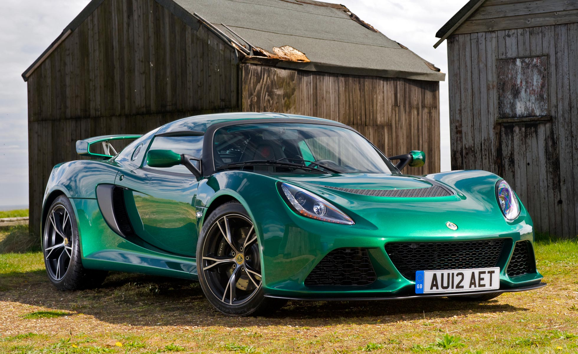 1000th Lotus Exige S rolls off the line – and it's an auto