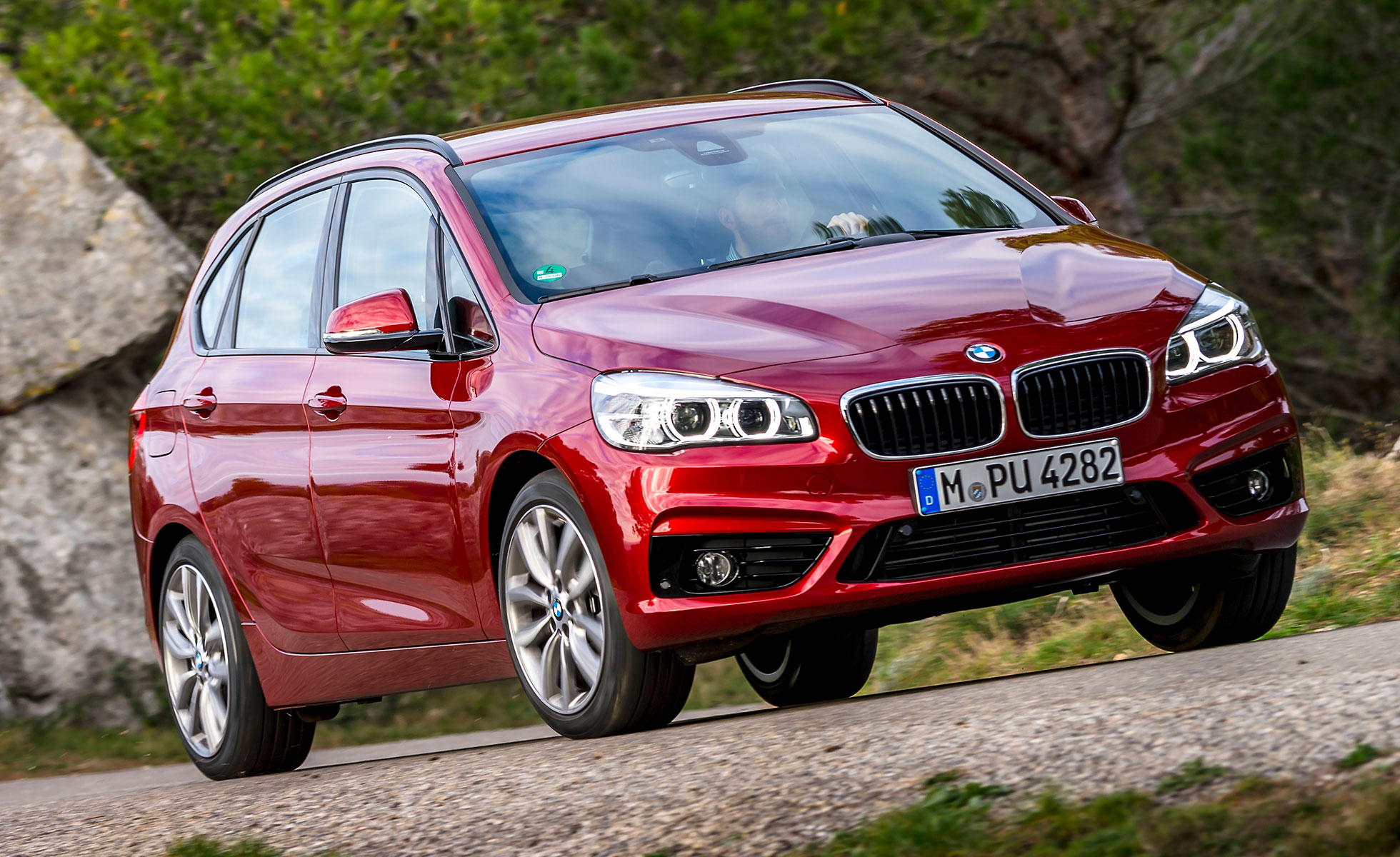 bmw 2 series active tourer xdrive 2015 first drive review motoring research. Black Bedroom Furniture Sets. Home Design Ideas