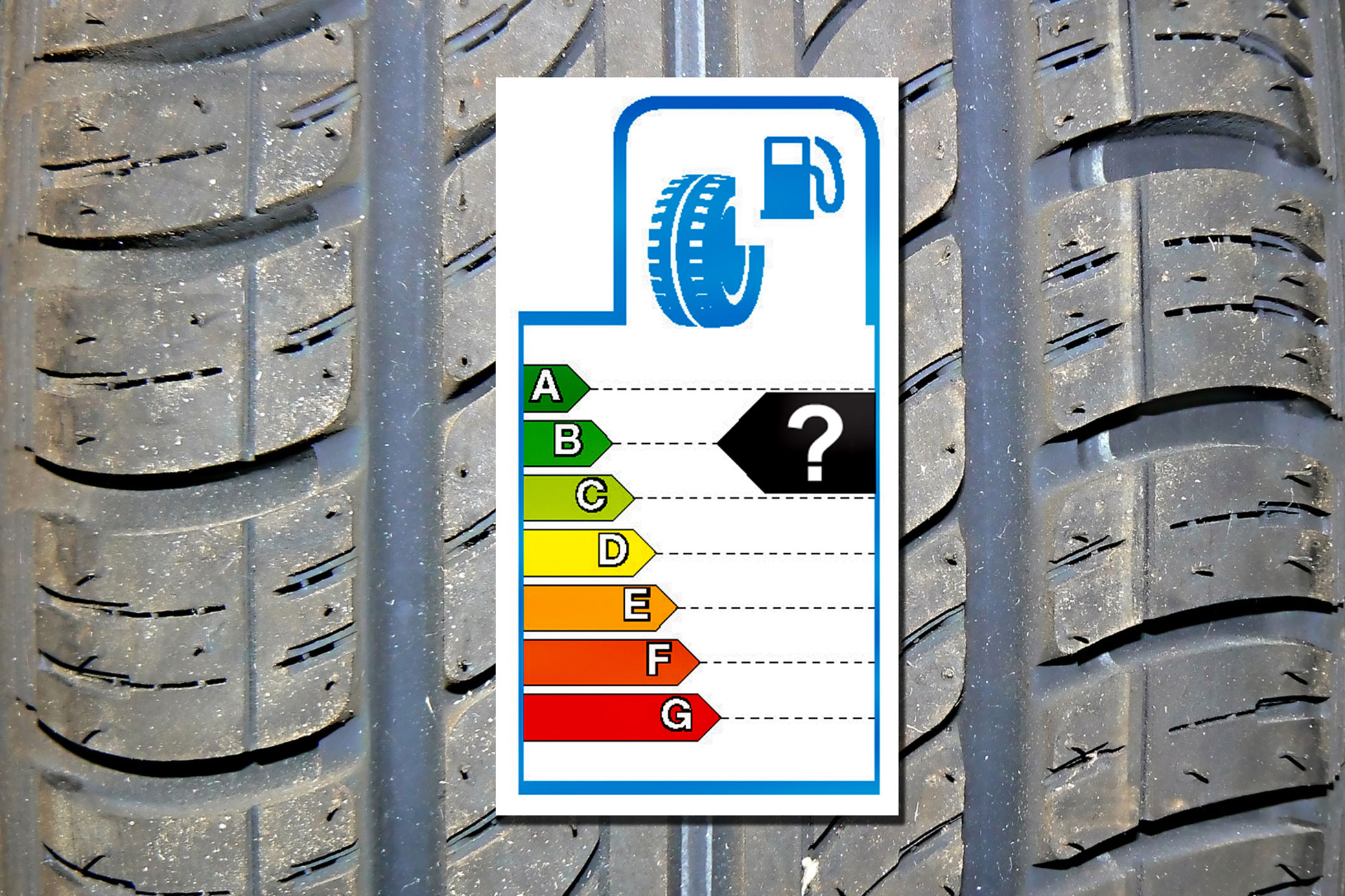 EU tyre labelling