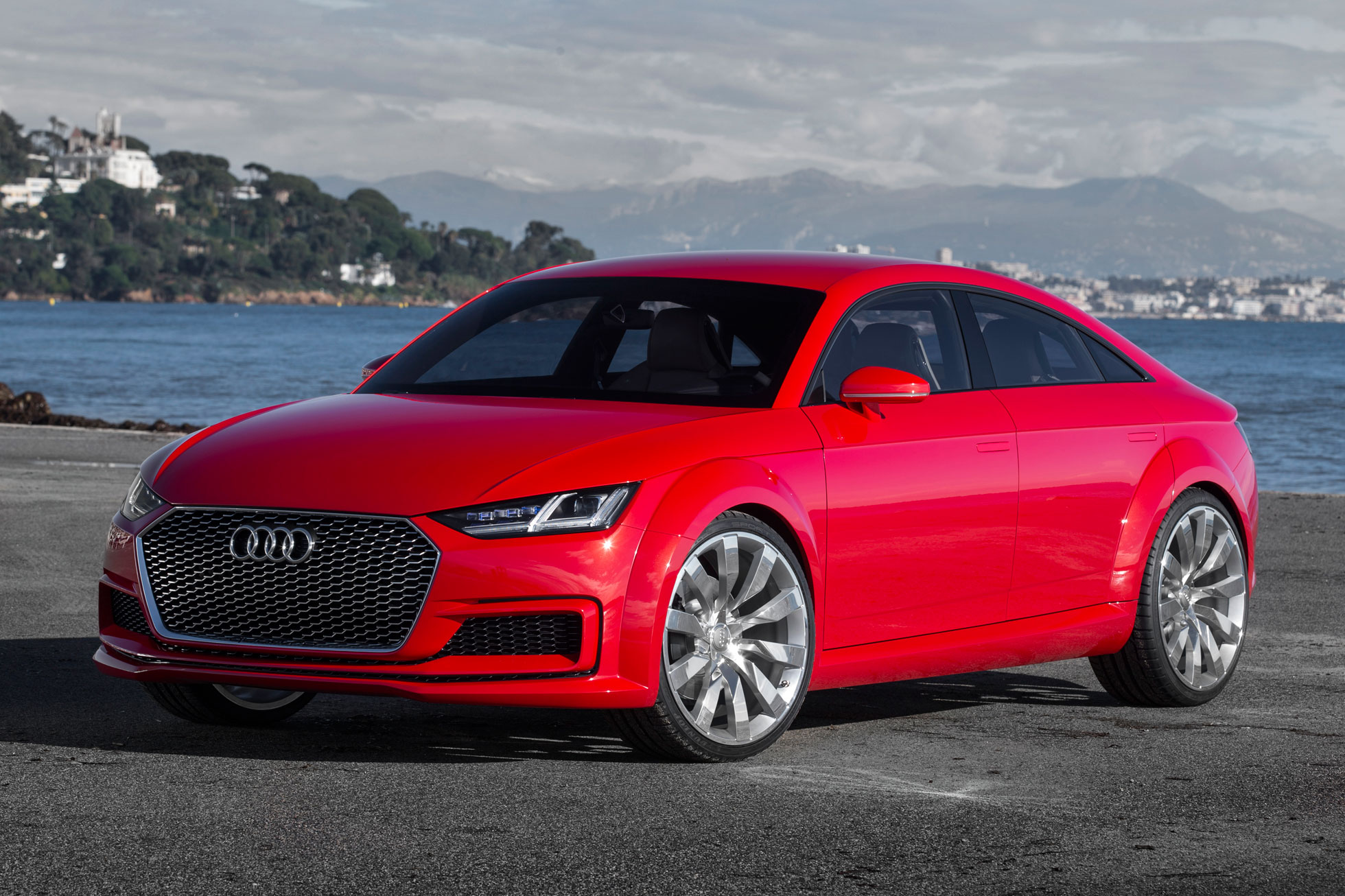 Which Of These Tt Concept Cars Should Audi Build
