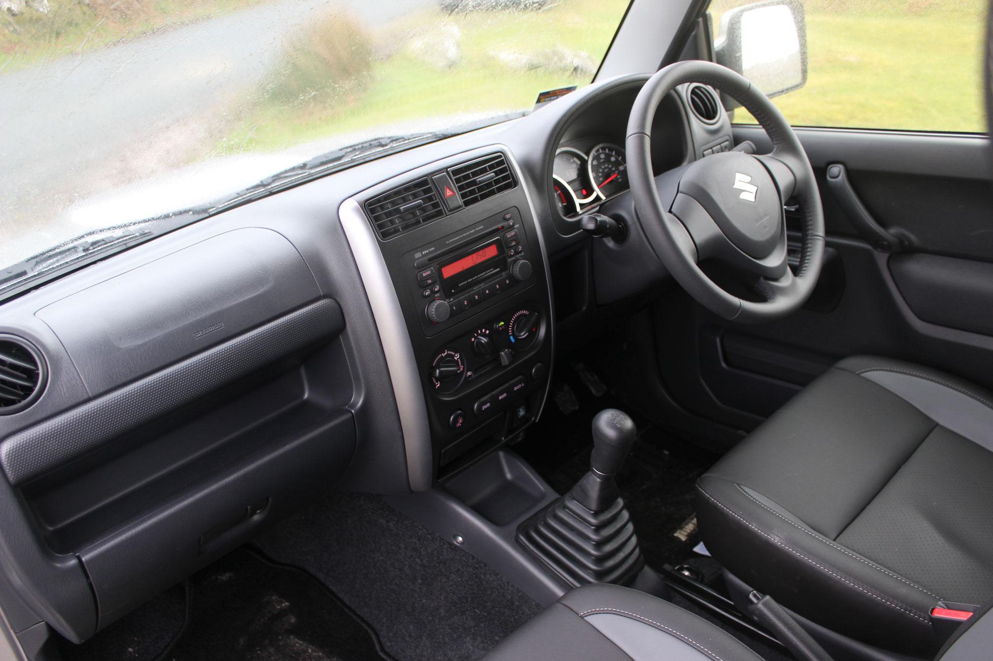 Suzuki Jimny (2015)
