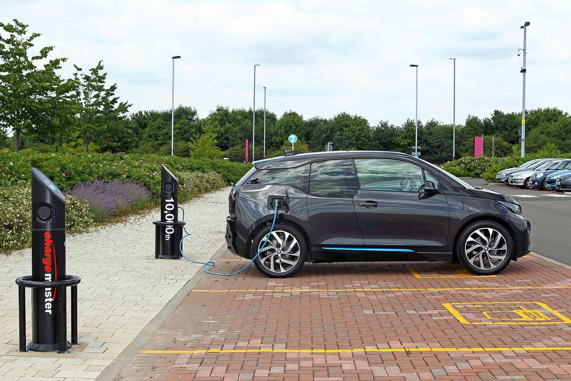 Chargemaster EV charging point