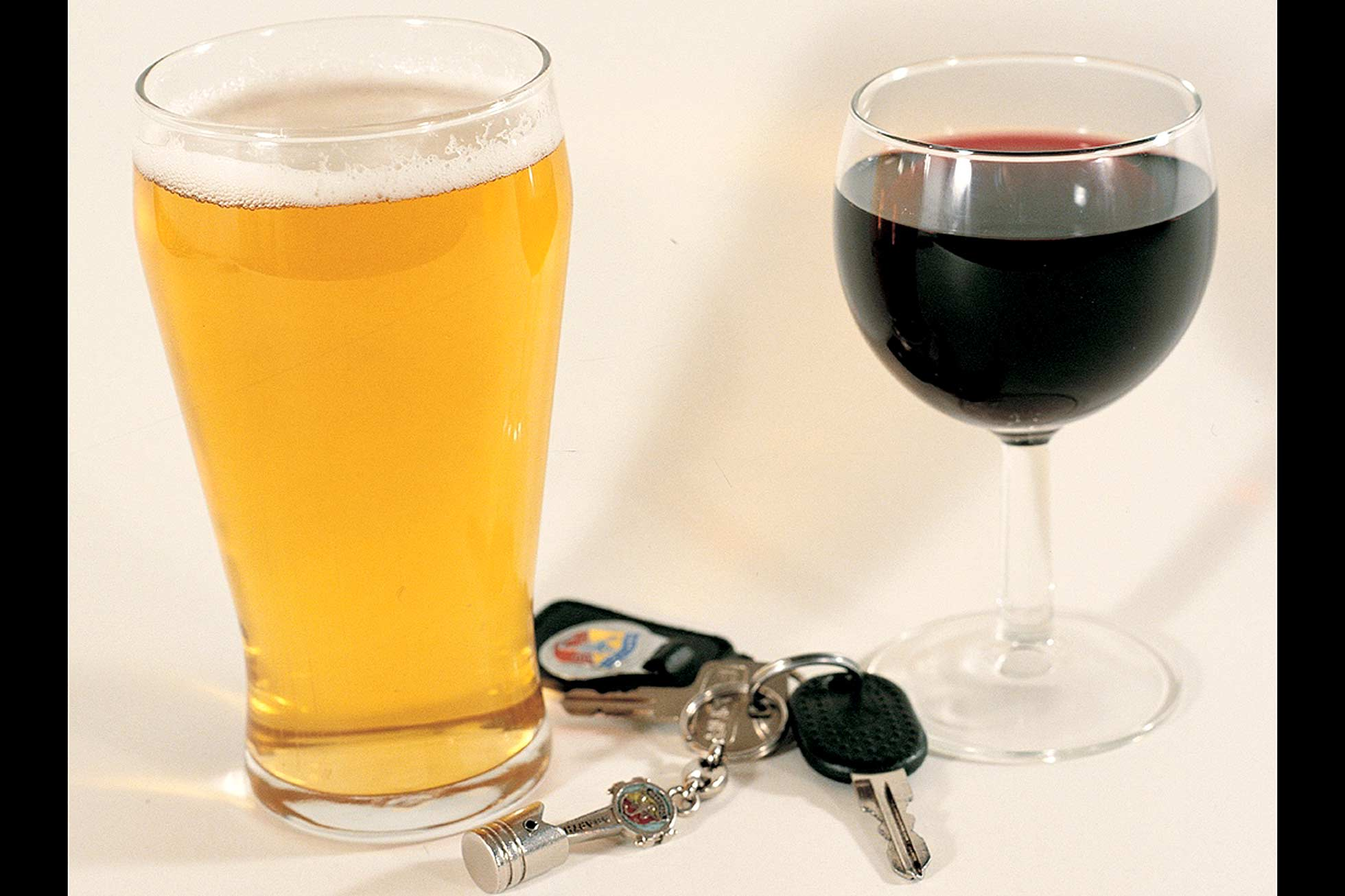 Drink-drive worries for motorists
