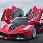 Ferrari announces 1050hp FXX K