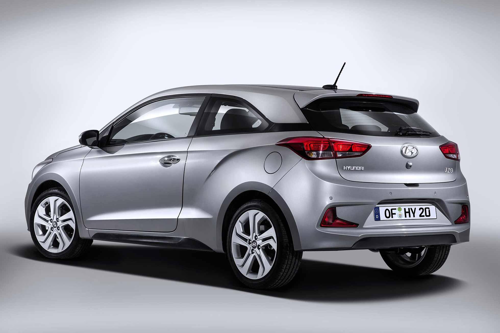 Hyundai Reveals New 2015 I20 Coupe
