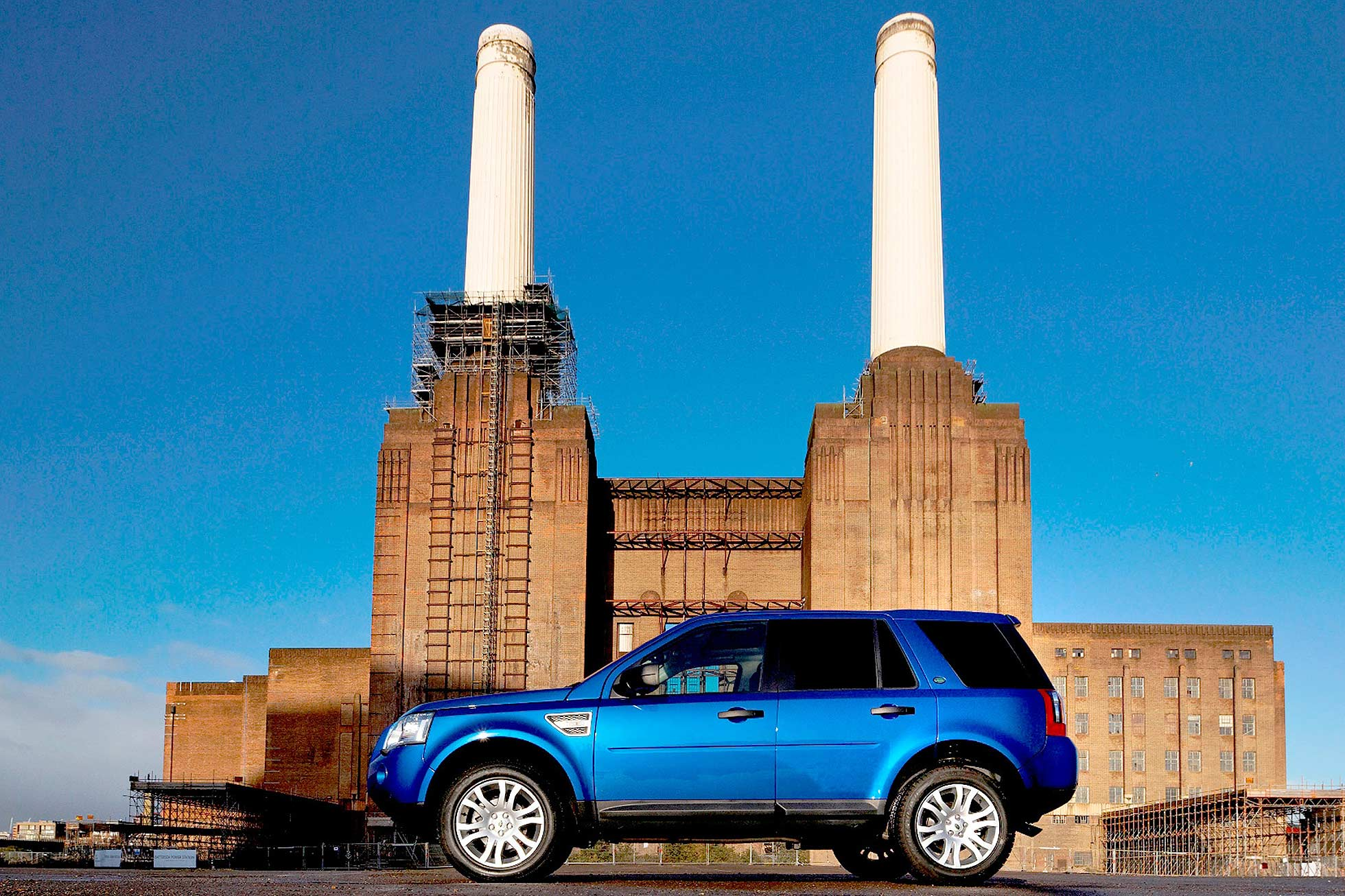 Battersea home for London Motor Show 2016?