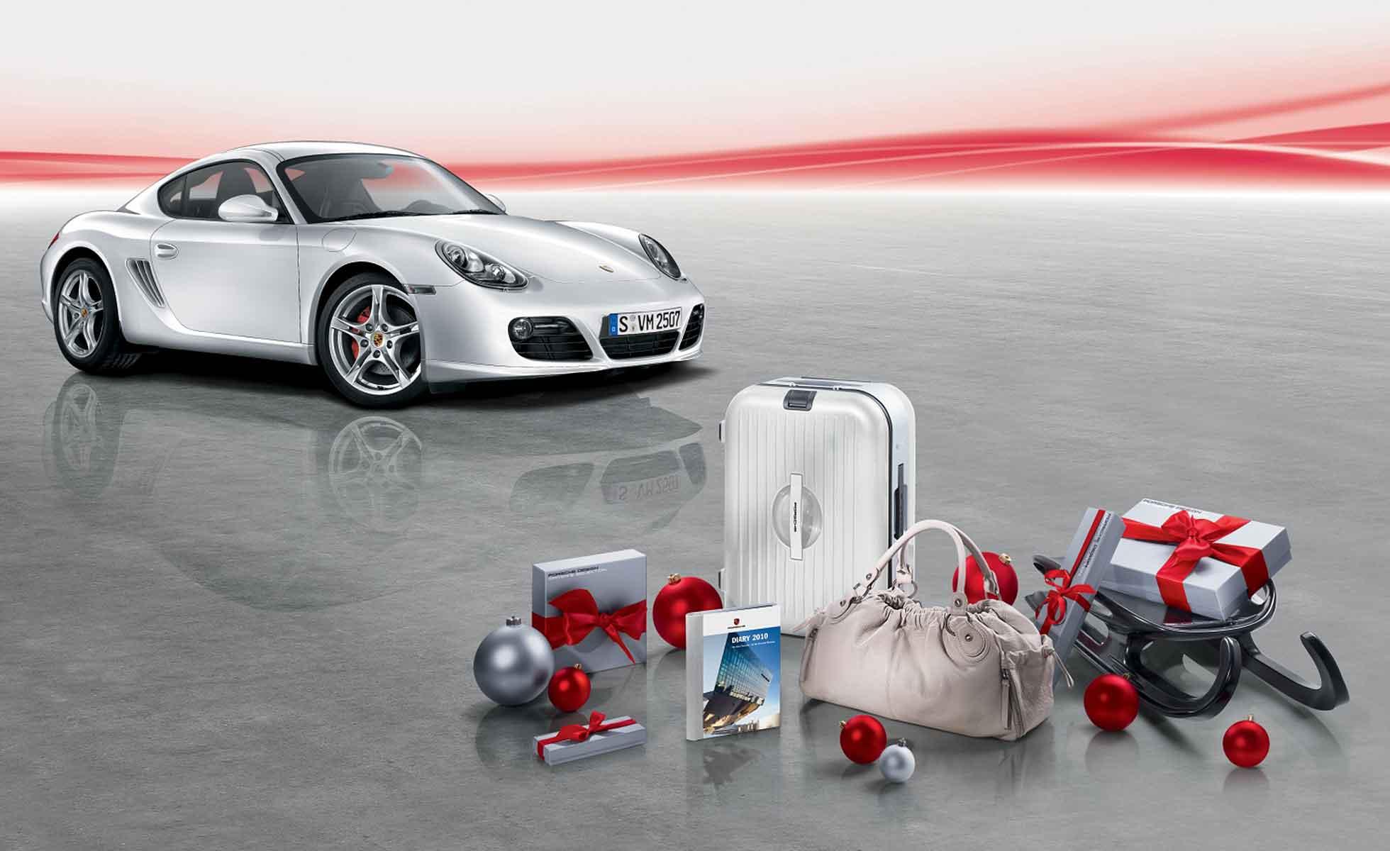 Porsche Christmas