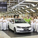 Skoda builds 1 million in 2014