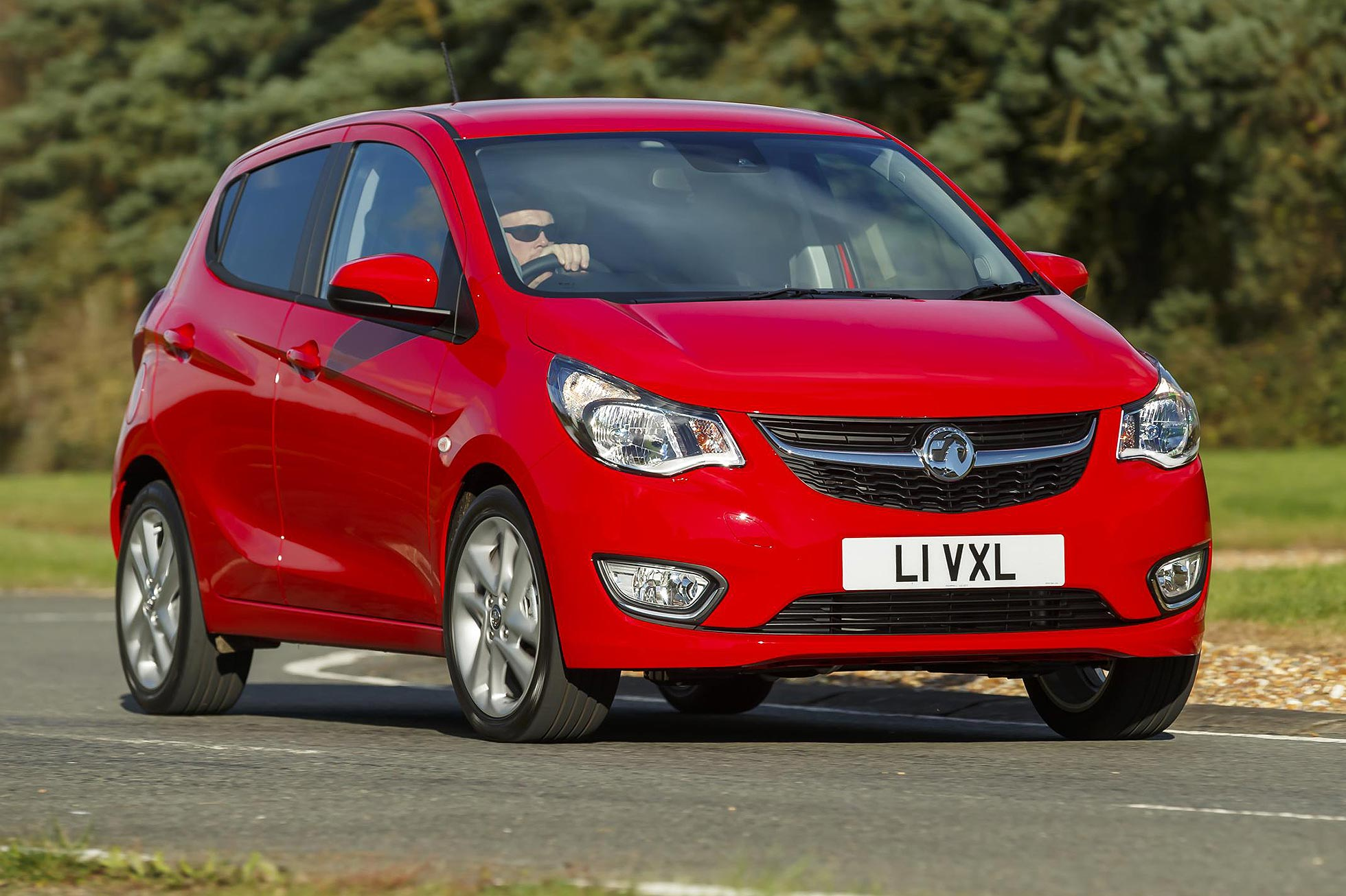 vauxhall viva revealed ahead of spring 2015 launch. Black Bedroom Furniture Sets. Home Design Ideas