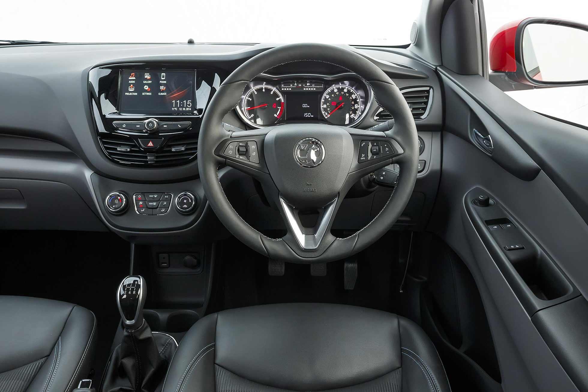 Vauxhall Viva interior