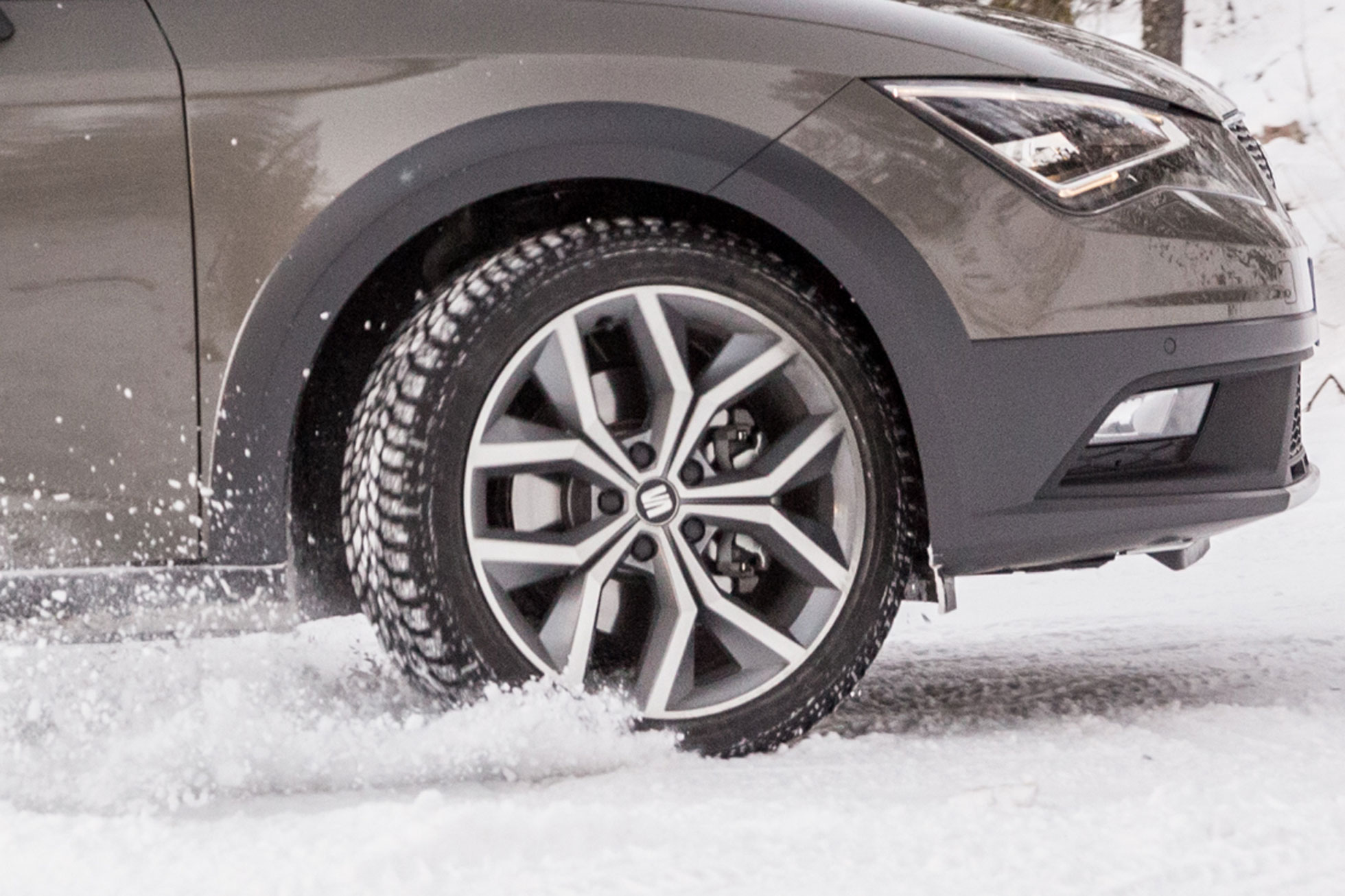 The winter tyre diaries: should I change my tyres?