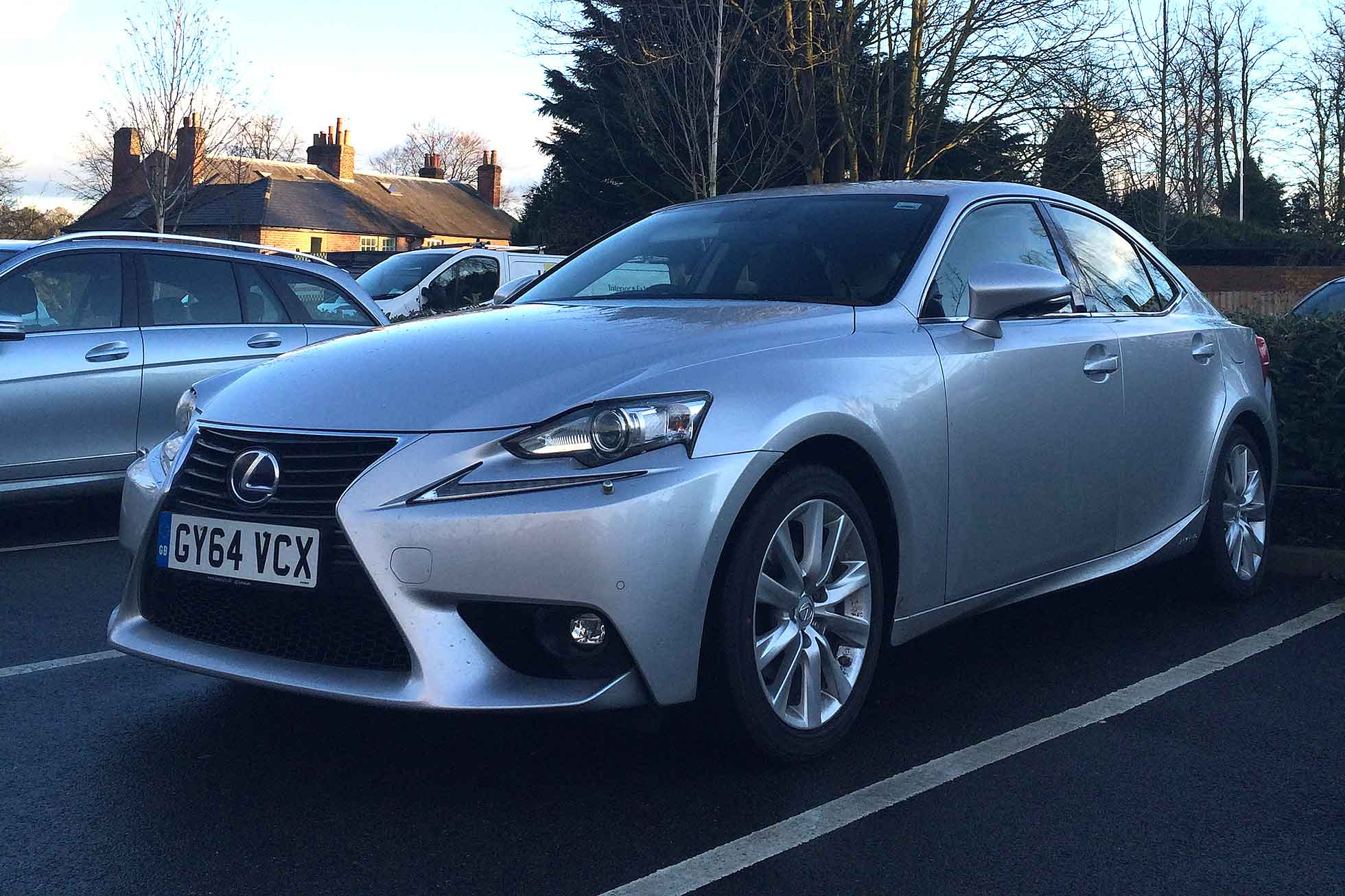 Lexus IS 300h long-term review