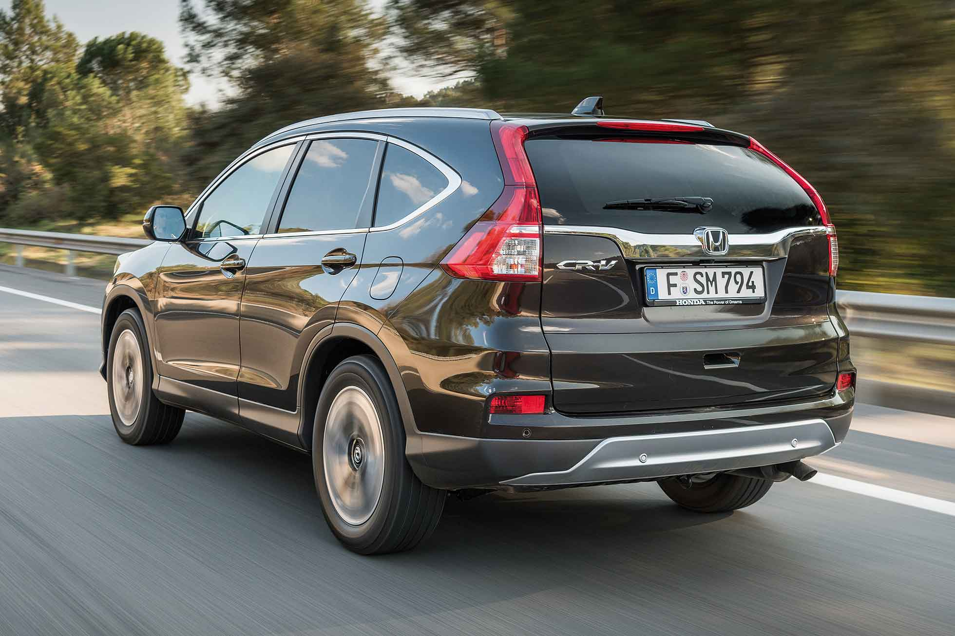 honda cr v 2015 review motoring research
