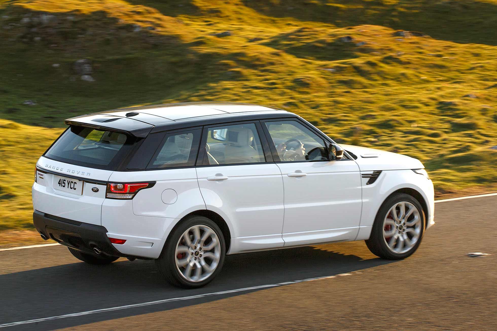 range rover sport supercharged review 2015 road test motoring. Black Bedroom Furniture Sets. Home Design Ideas