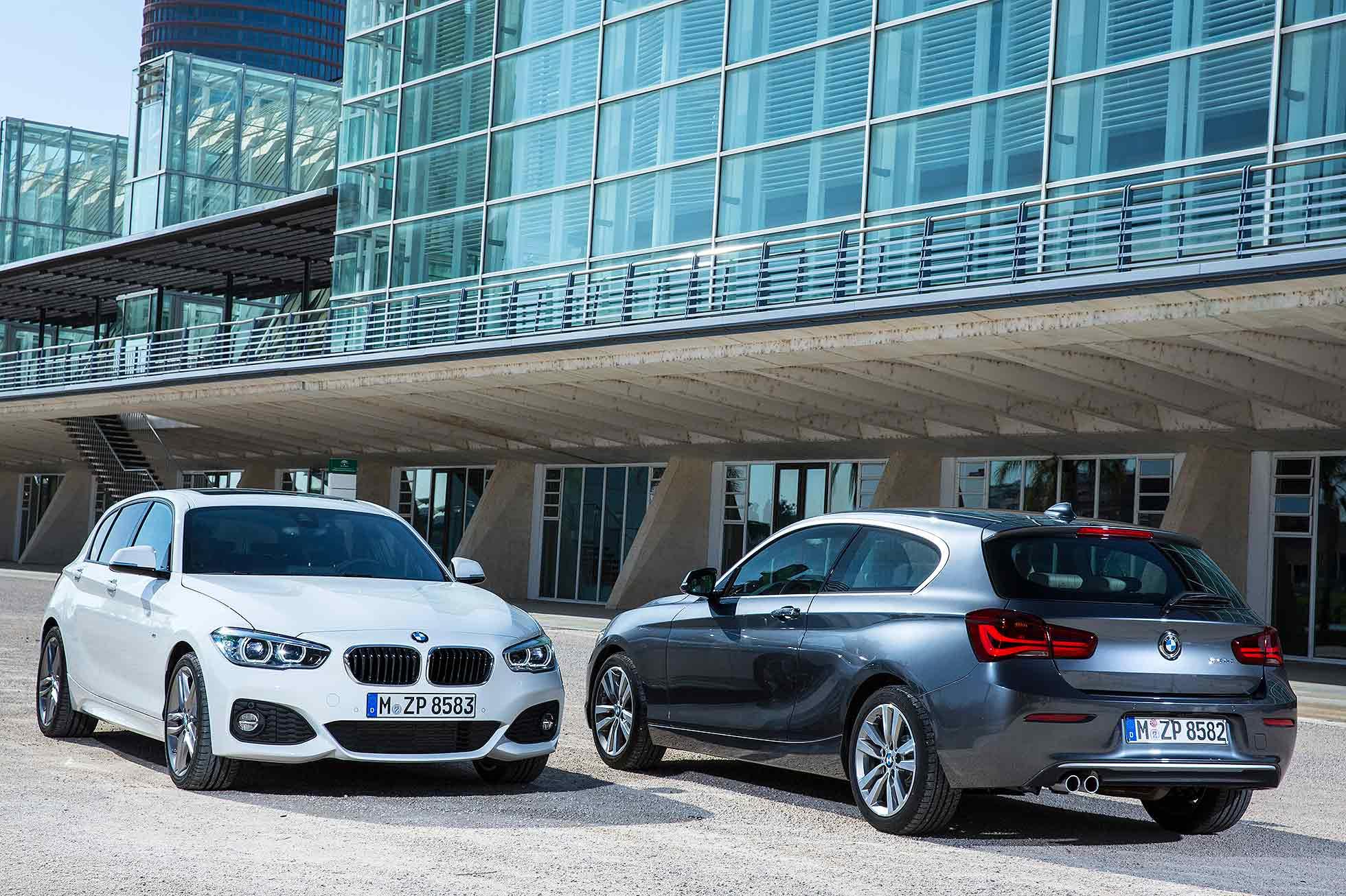 BMW 1 Series (2015)