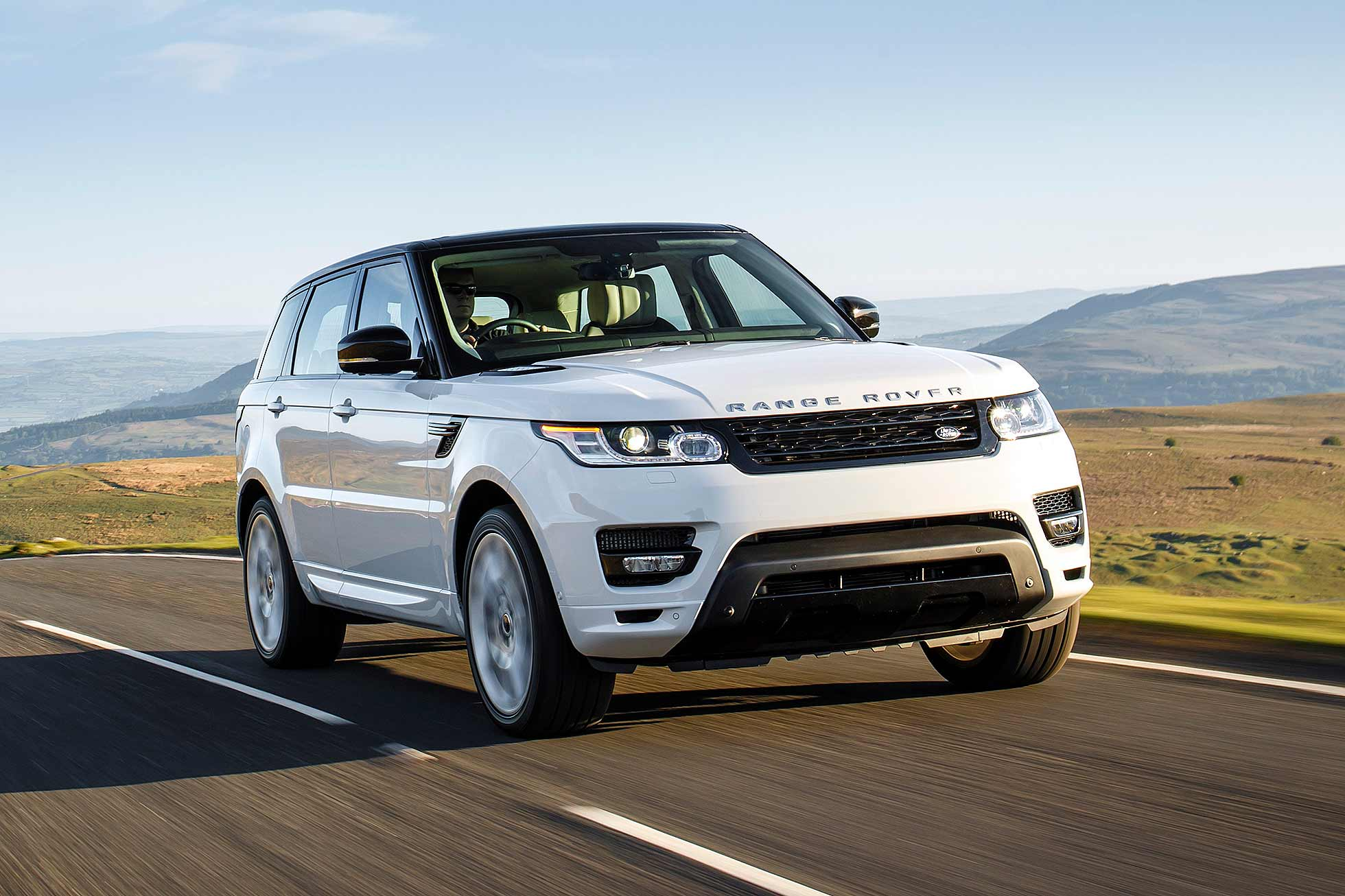 range rover sport supercharged review 2015 road test motoring research. Black Bedroom Furniture Sets. Home Design Ideas