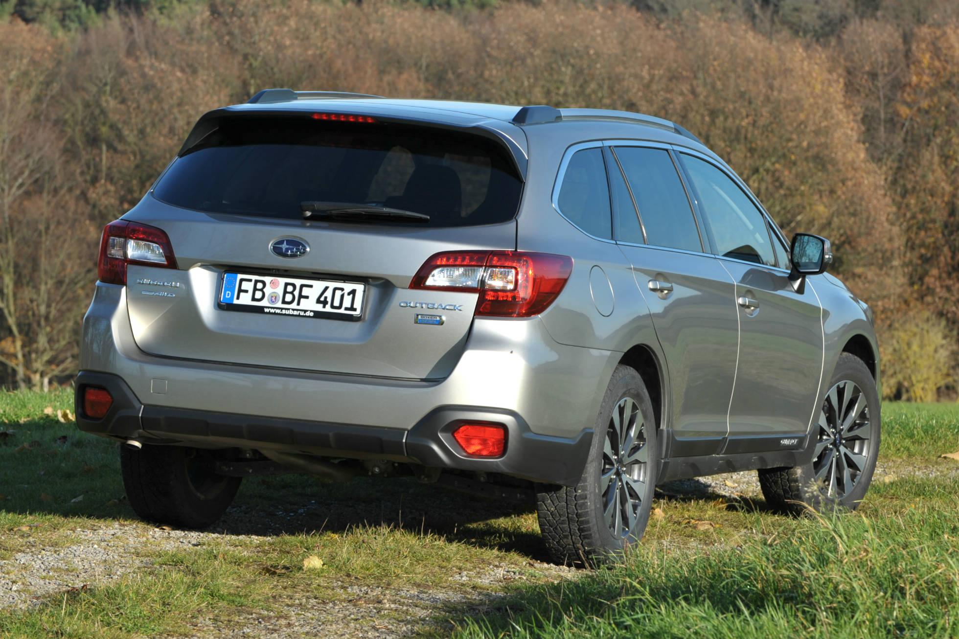 Verdict: 2015 Subaru Outback
