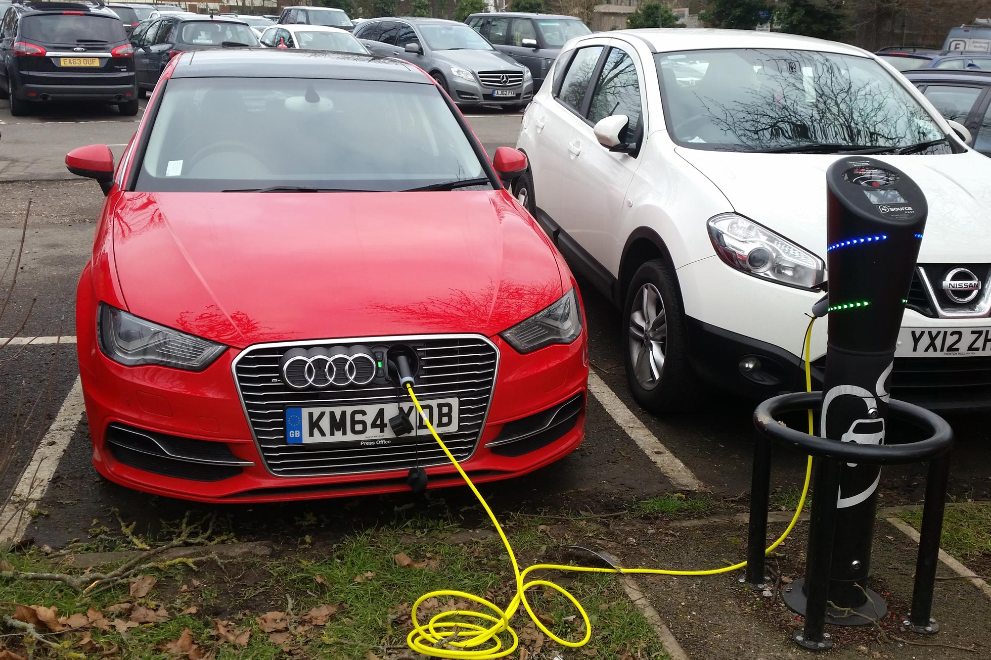 Audi A3 Sportback E Tron Long Term Review