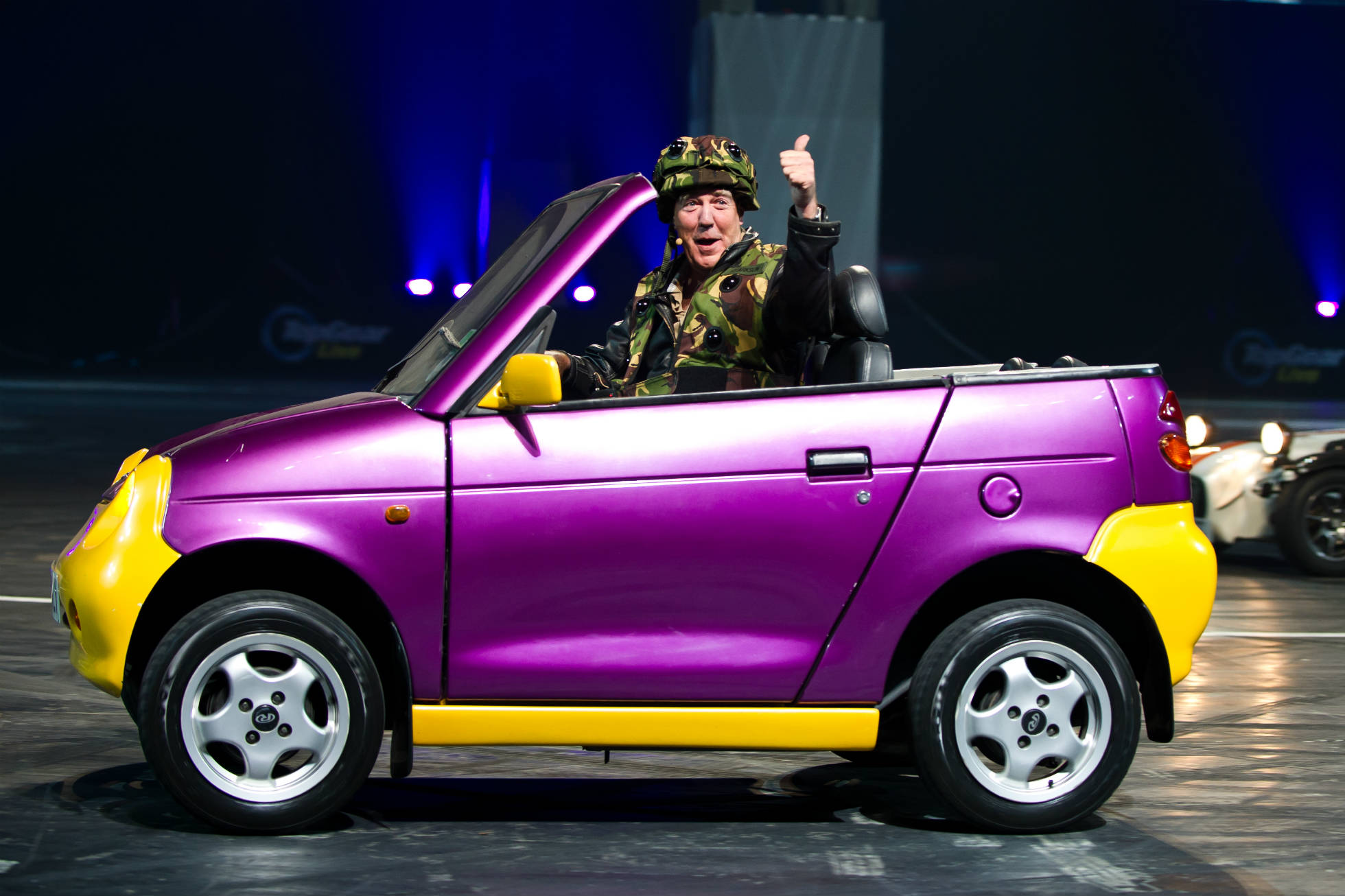 "Quentin Willson: ""Clarkson could kill the electric vehicle industry"""