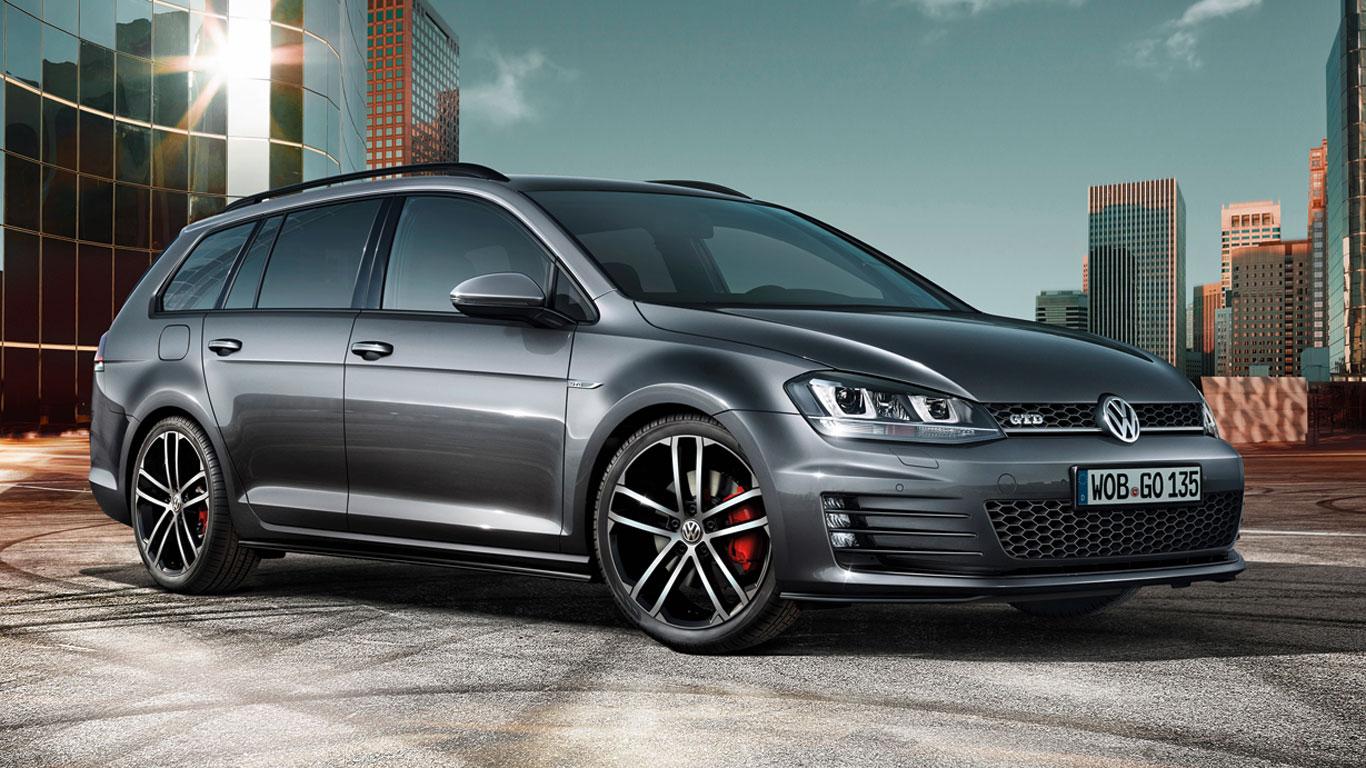Volkswagen Golf GTD estate revealed ahead of Geneva Motor Show debut