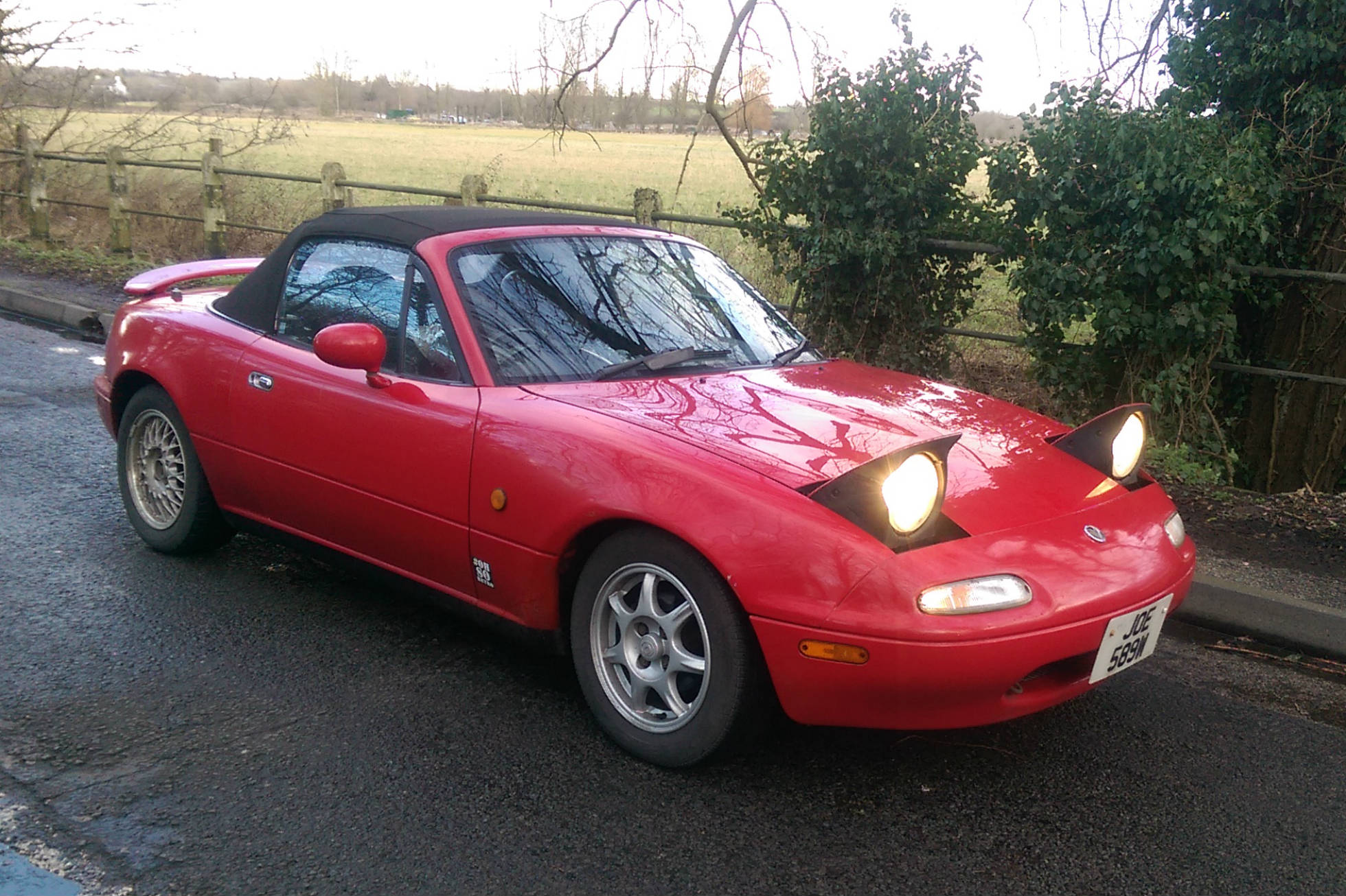 Our cars: Mk1 Mazda MX-5 Eunos S-Special