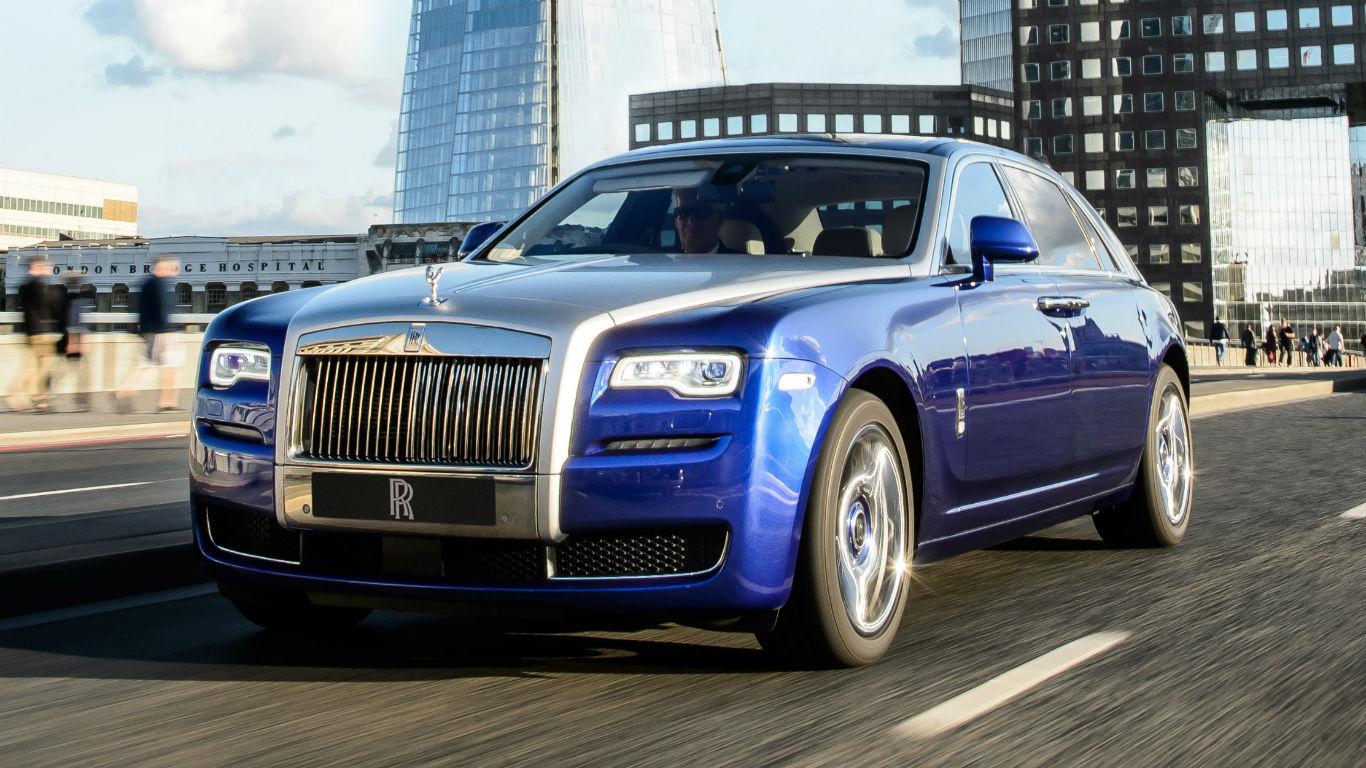 Rolls-Royce denies chasing numbers despite record-breaking sales