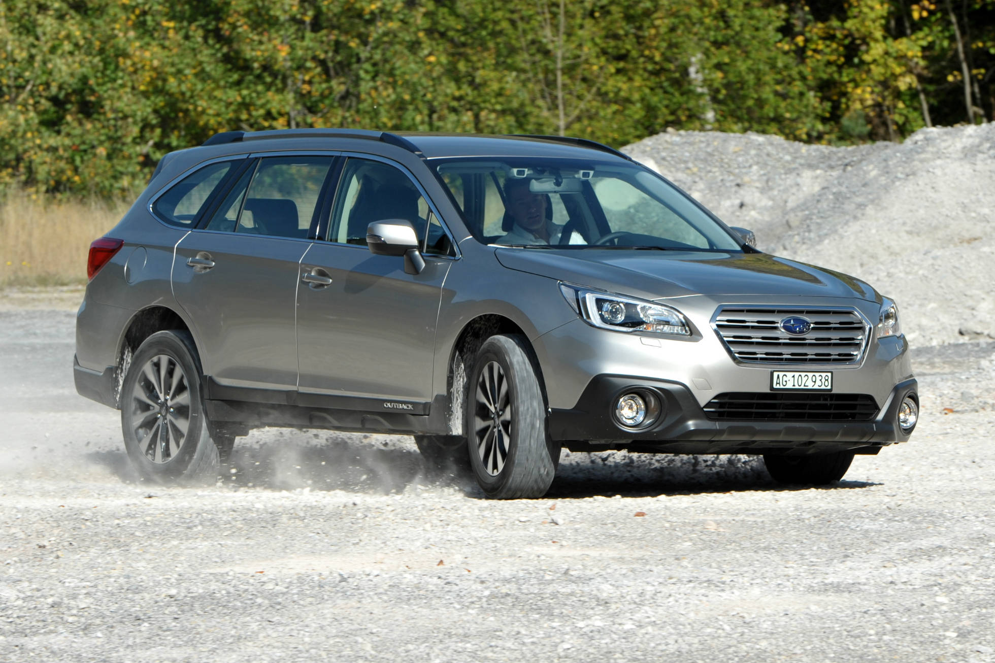 "Subaru UK boss admits ""it's not great selling less than 3,000 cars a year"""