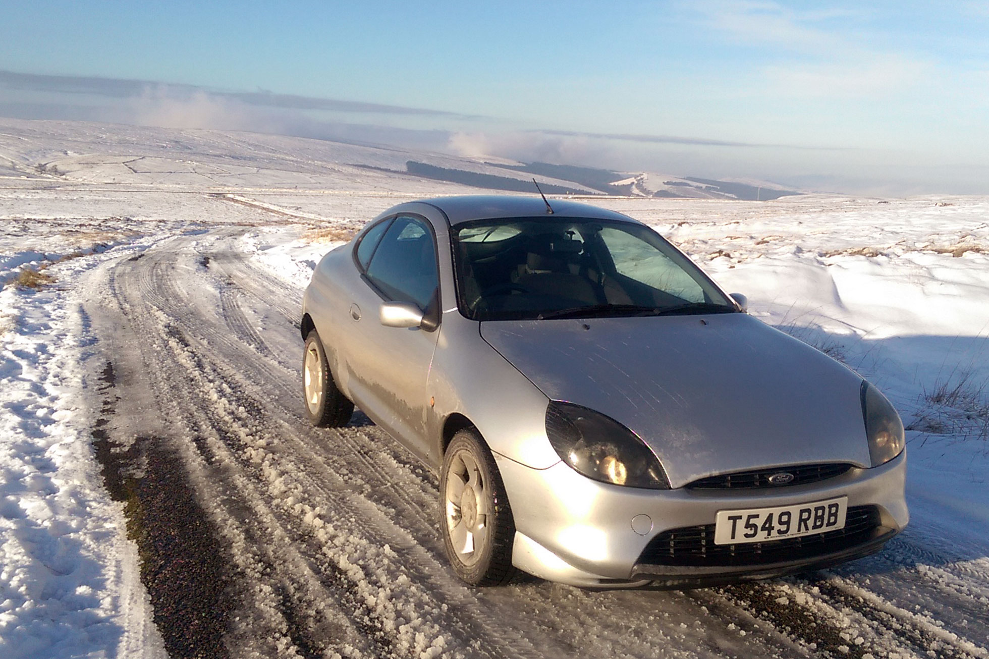 The winter tyre diaries: just how good are they in the snow?