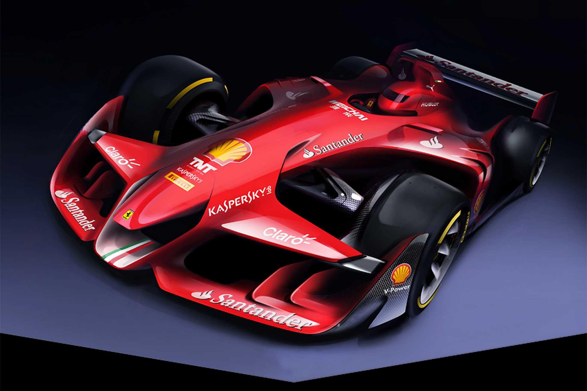 Ferrari Concept F1