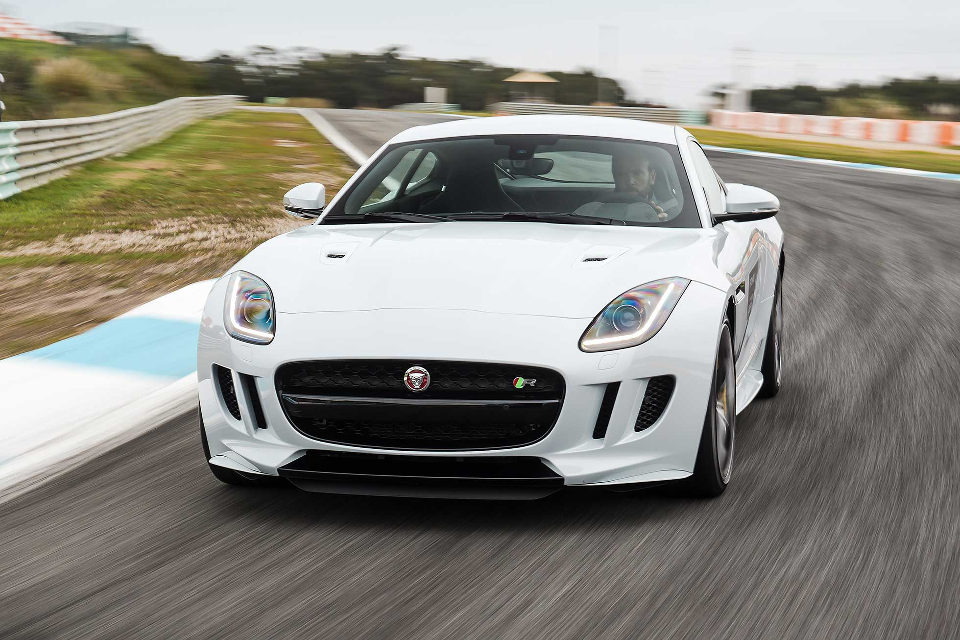 Jaguar F Type AWD