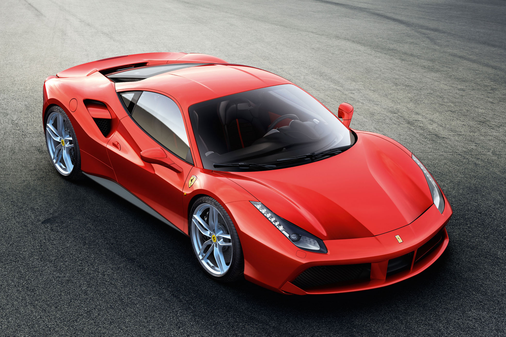 Ferrari North America issues stop-sale order over Ferrari 488 GTB fire risk
