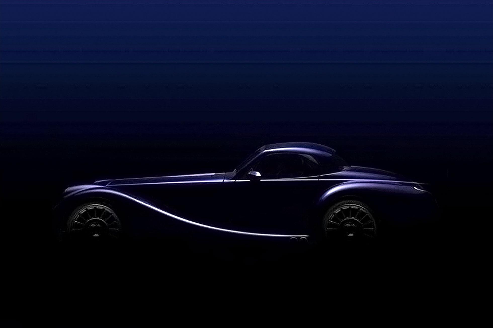 Morgan 2015 Geneva Motor Show