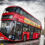 Routemaster London bus