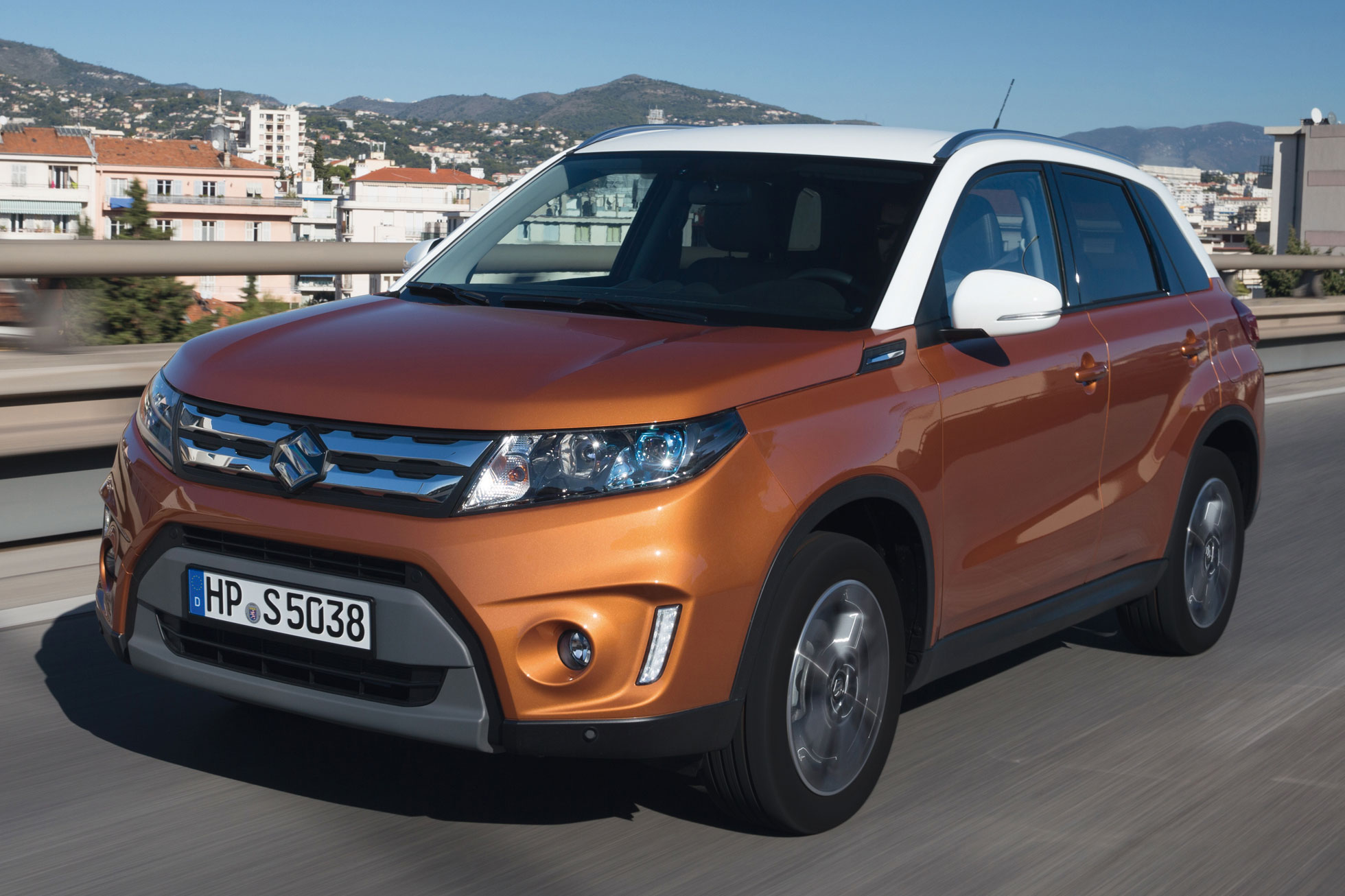 Suzuki Vitara review: 2015 first drive | Motoring Research