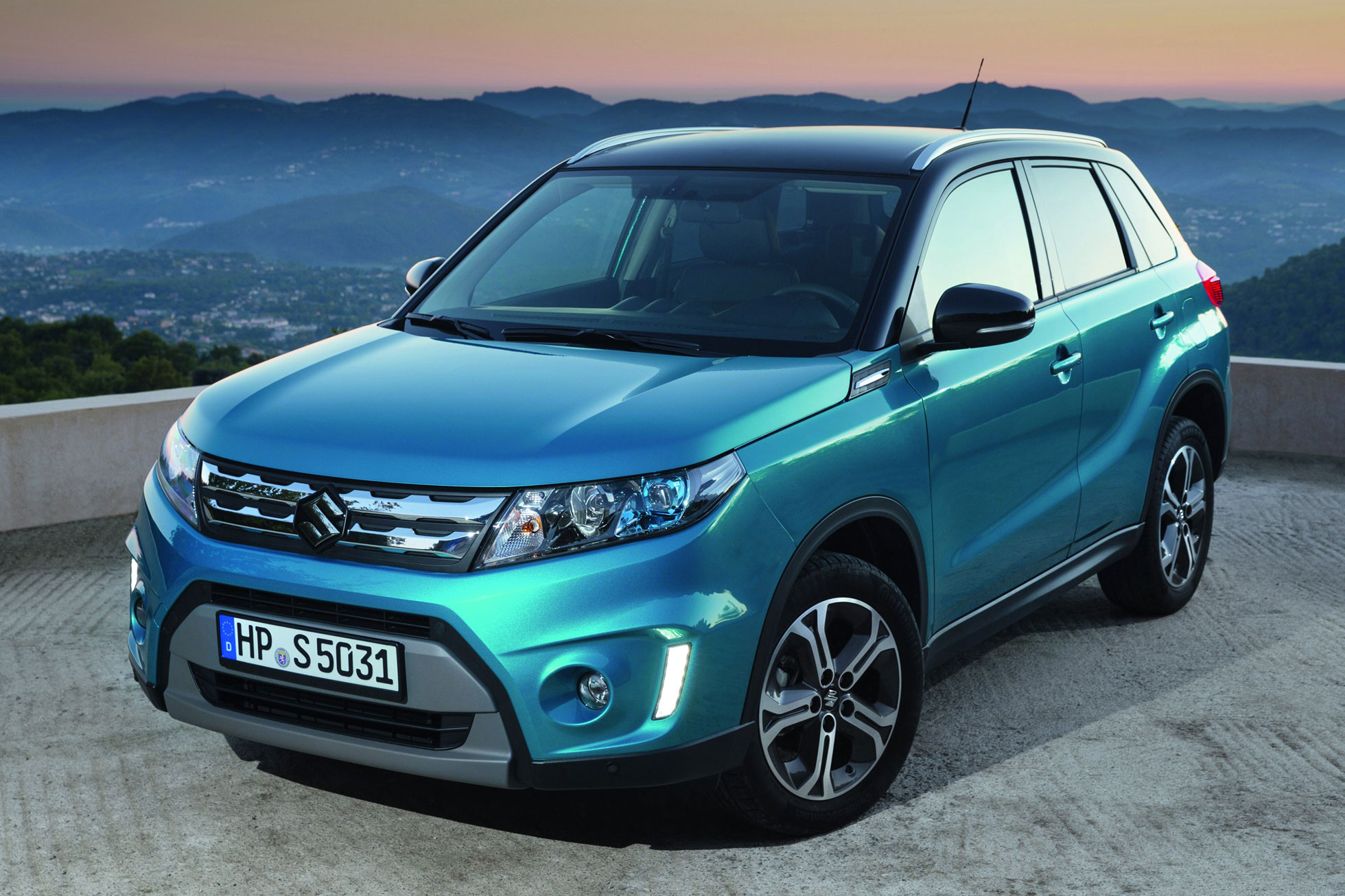 2015 Suzuki Vitara to start at £13,999
