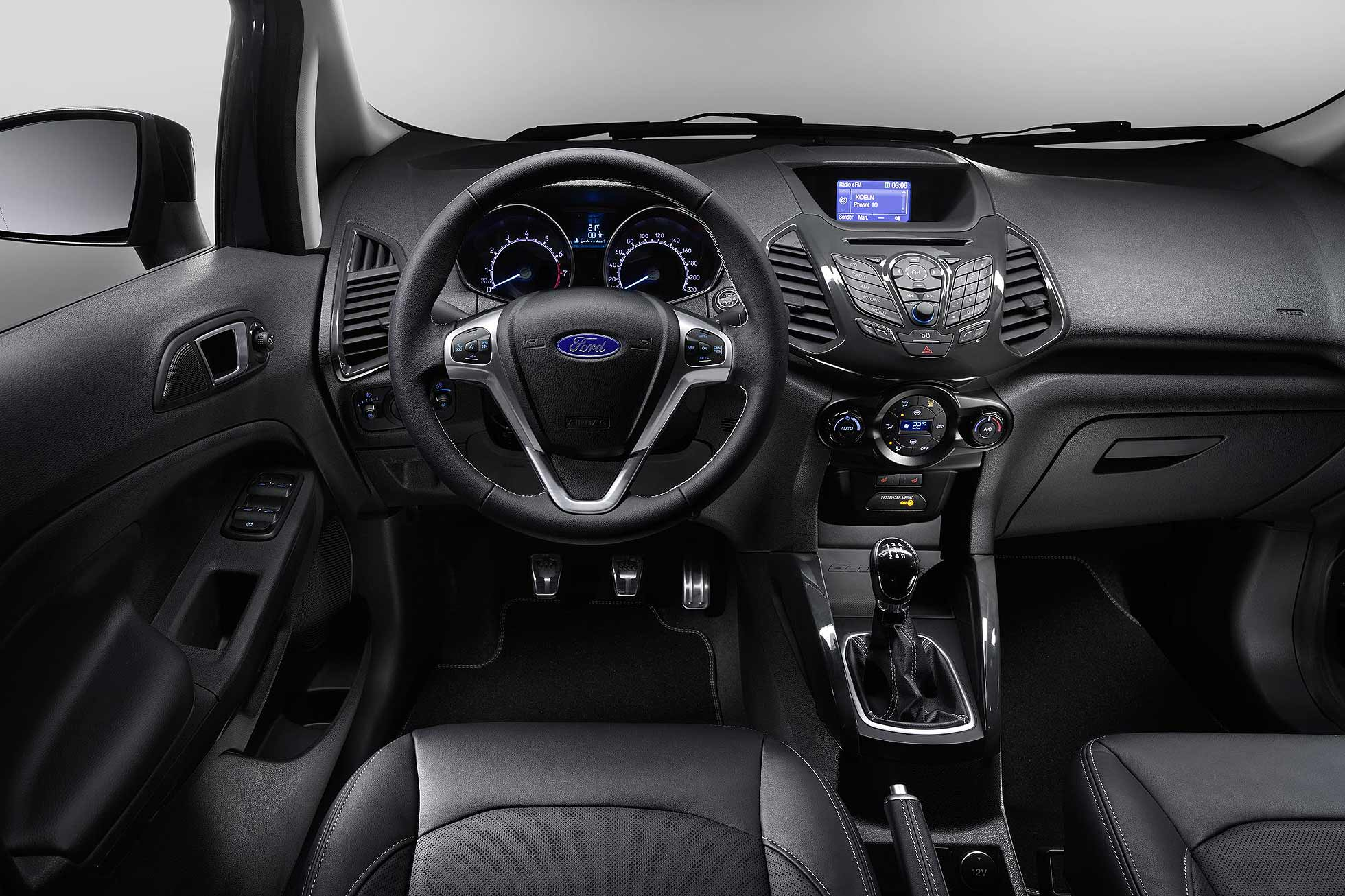 форд экоспорт 2016 в новом кузове фото #10