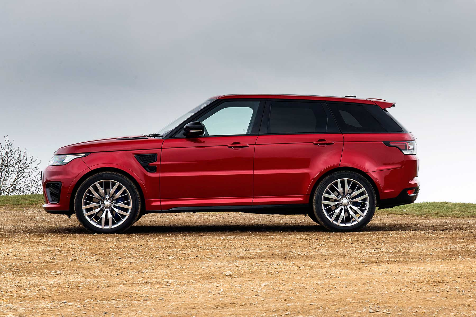 Simple Range Rover Sport SVR Review 2015 First Drive  Motoring