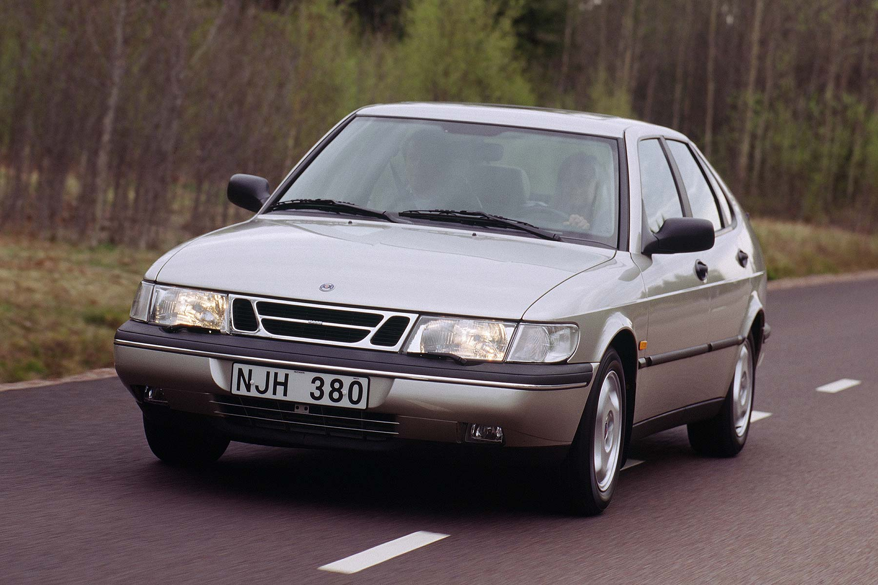 Great Motoring Disasters Saab