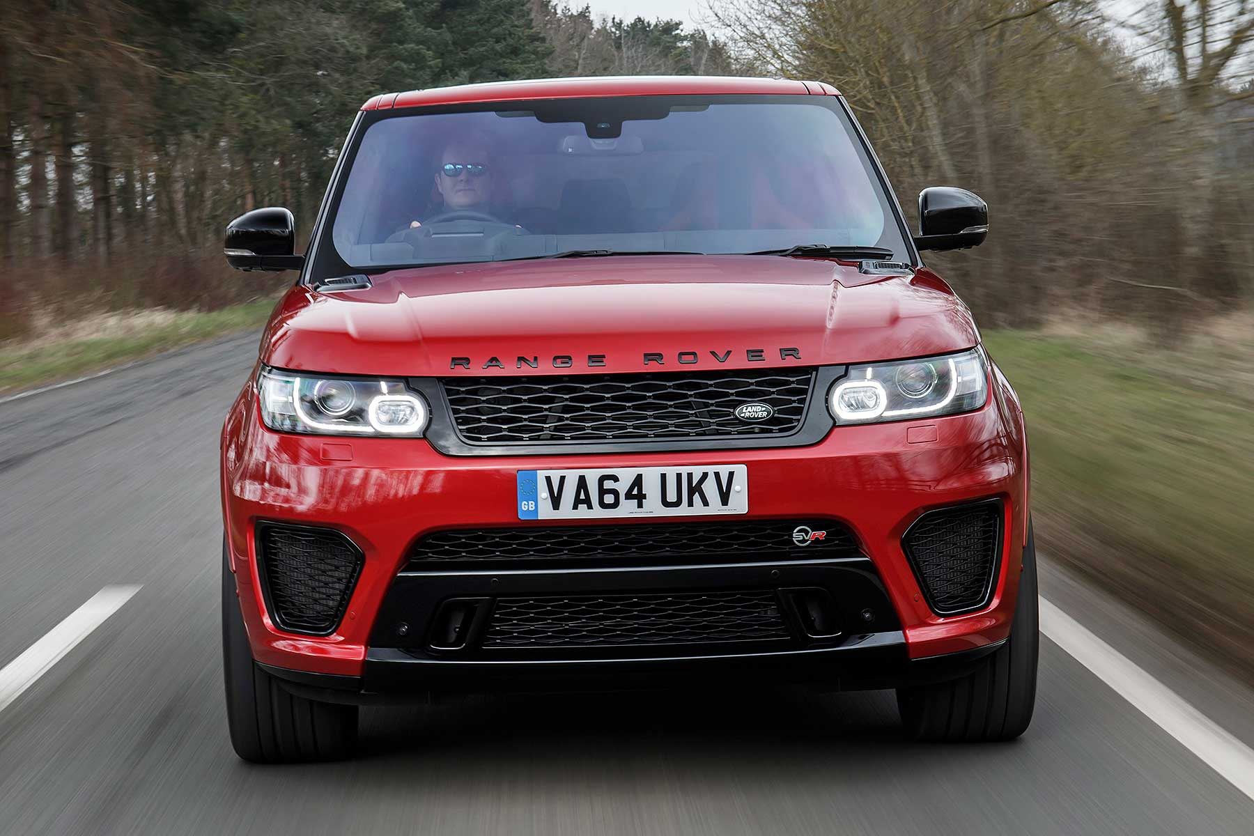 range rover sport svr review 2015 first drive motoring research. Black Bedroom Furniture Sets. Home Design Ideas