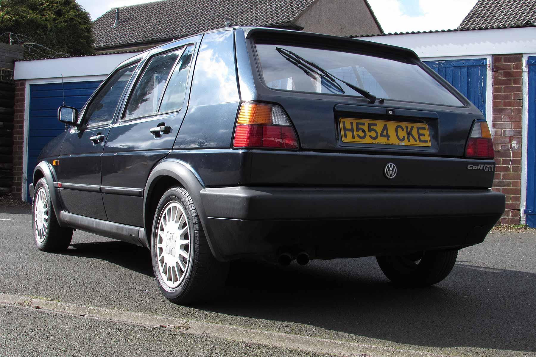 1990 Volkswagen Golf GTI Mk2