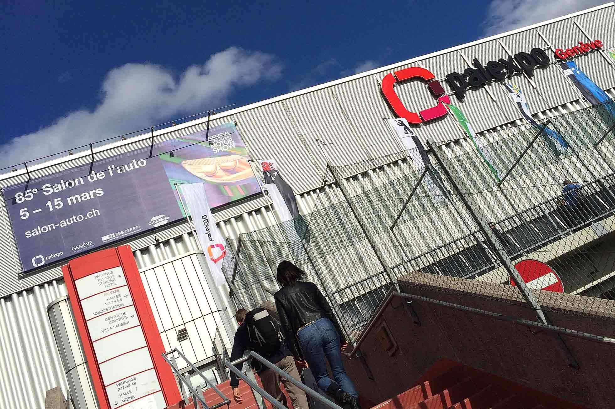 2015 Geneva Motor Show Live Blog