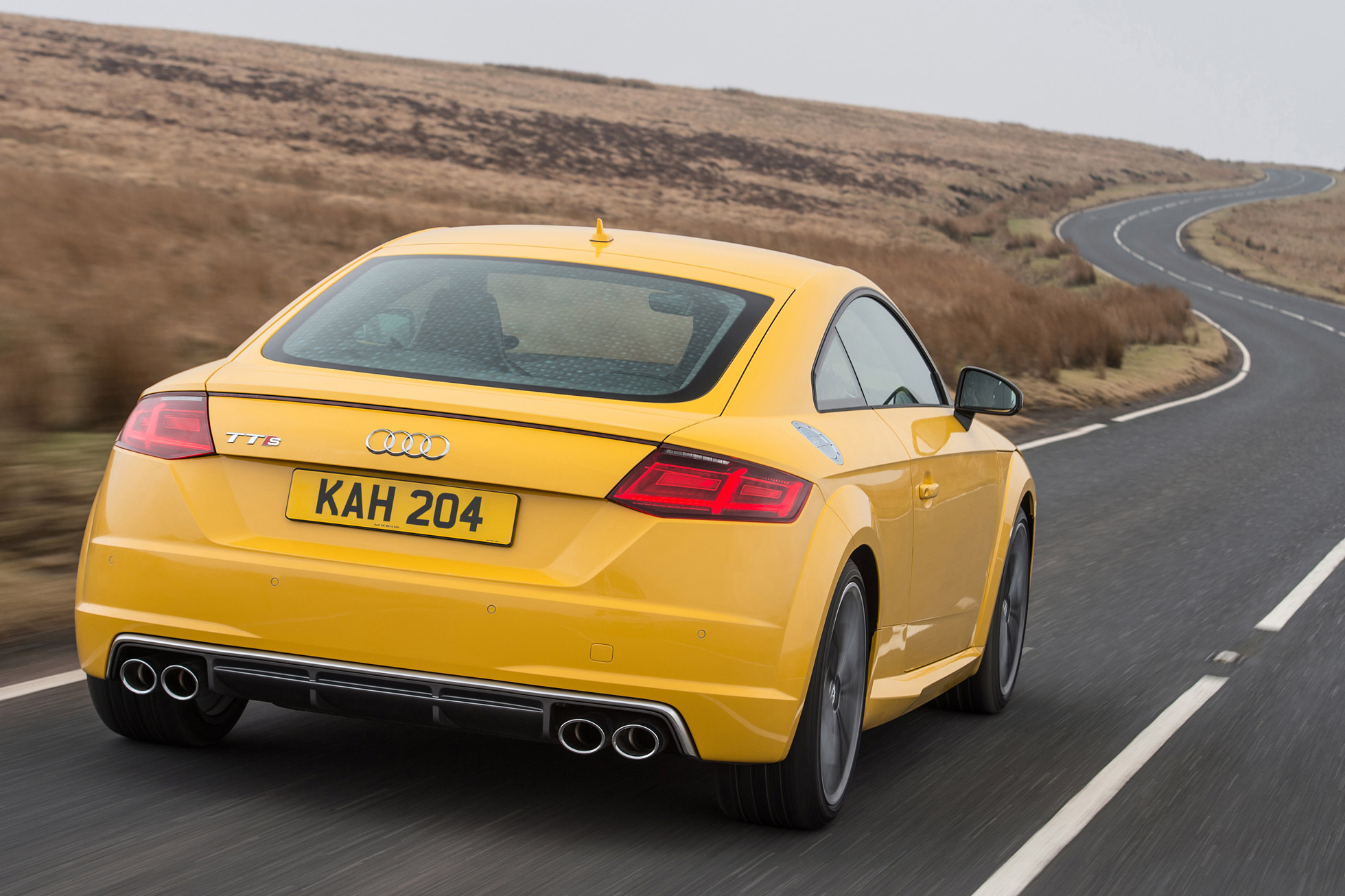 What's the Audi TTS like to drive?