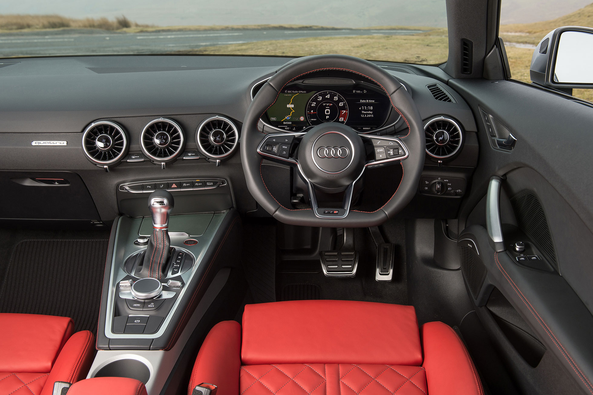 Audi Tts Review 2015 First Drive Motoring Research