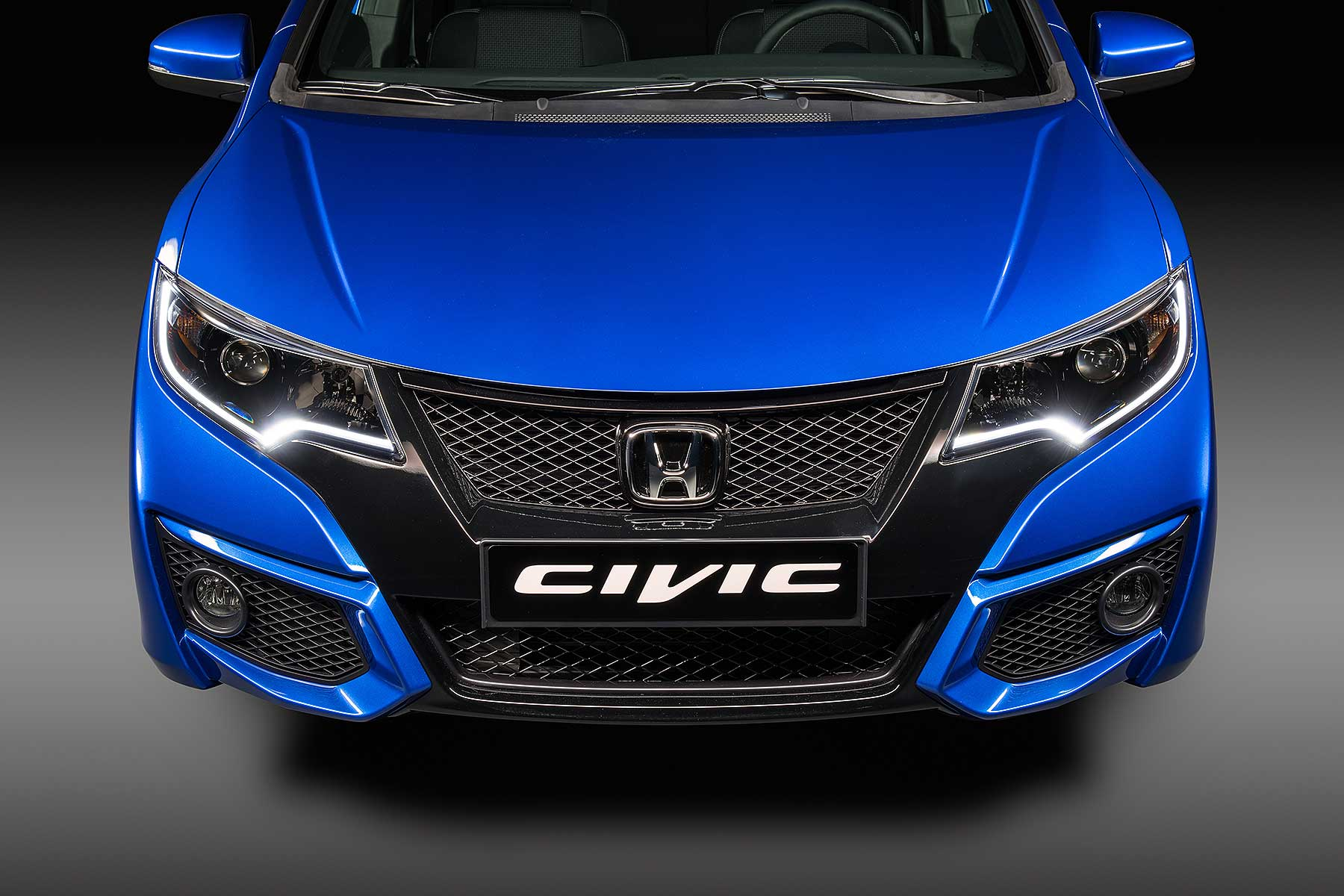 Honda Civic Swindon 2015