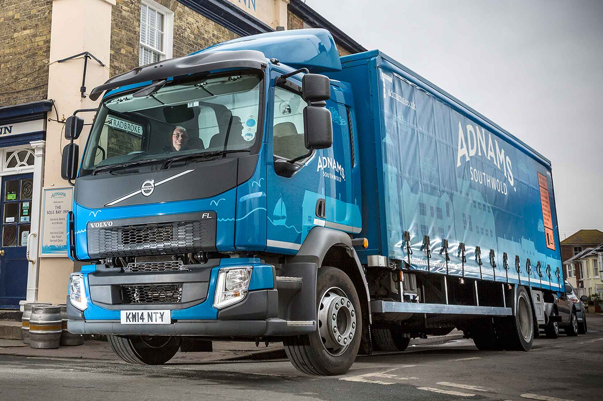 Volvo Fl Truck Motoring Research