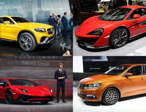2015 Shanghai Motor Show: all the cars