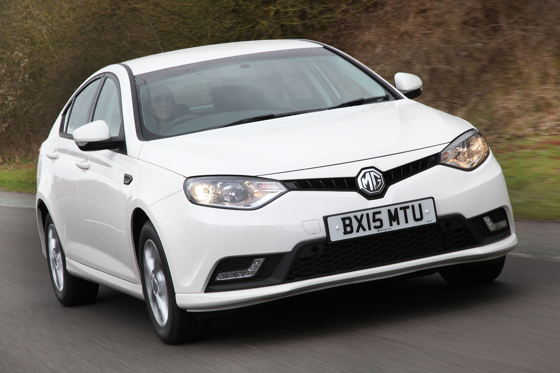 MG6 review: 2015 first drive