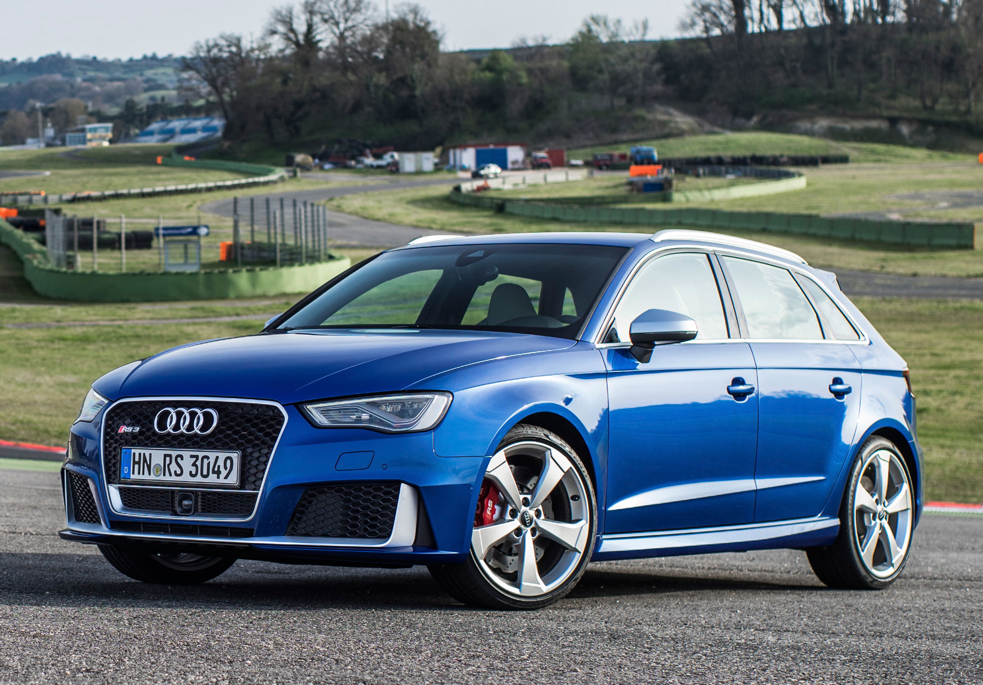 Audi Rs3 Sportback Review 2015 First Drive