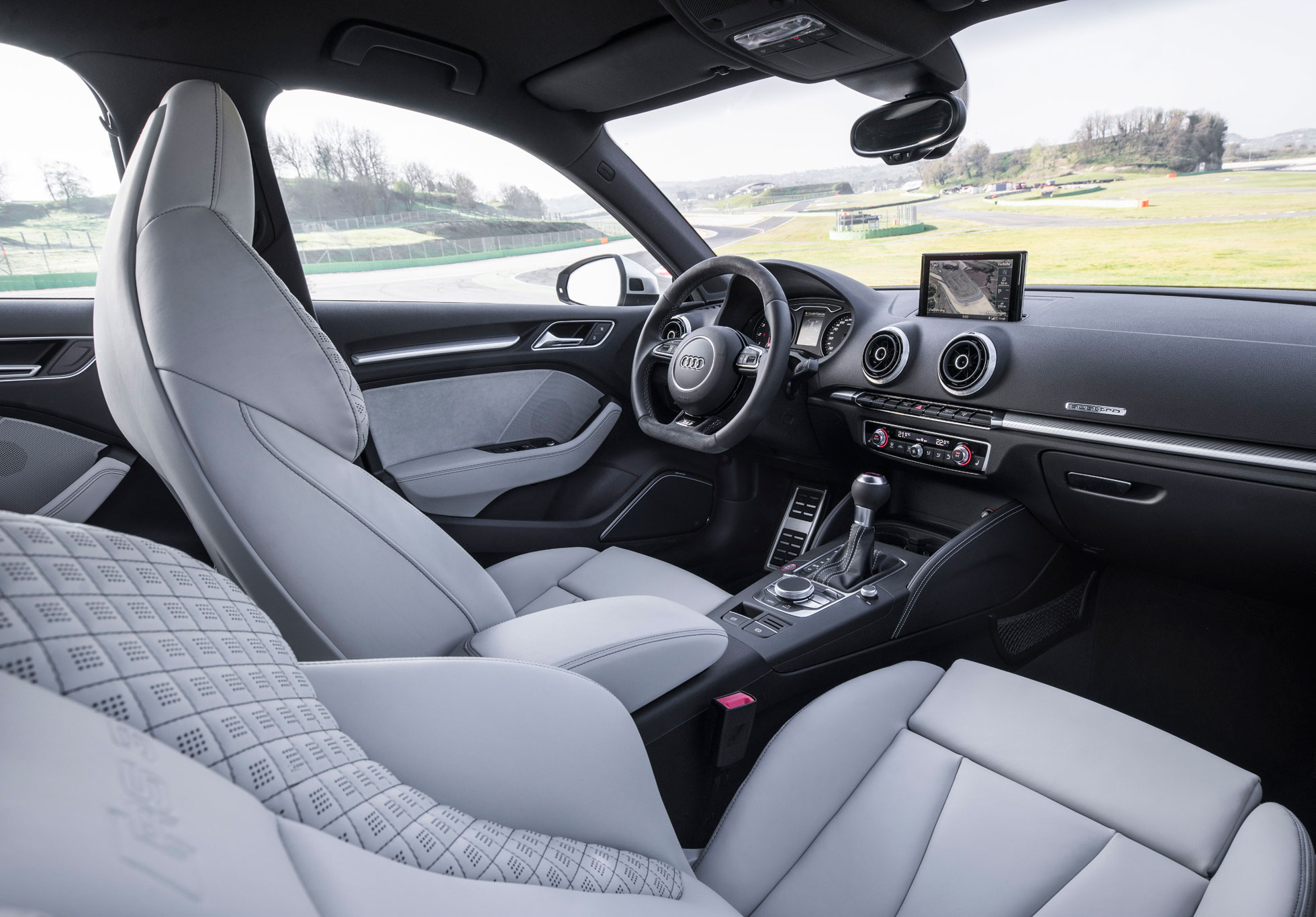 audi rs3 sportback review 2015 first drive. Black Bedroom Furniture Sets. Home Design Ideas
